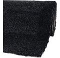 Teppichboden Velours Richmond schwarz 400 cm (Meterware)