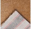 Teppichboden Frisé Leila kupfer 500 cm breit (Meterware)
