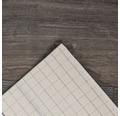 PVC Ultimo Landhausdielenoptik graubraun 400 cm breit (Meterware)