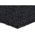 Teppichboden Schlinge Rubino schwarz 400 cm breit (Meterware)