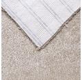 Teppichboden Shag Bravour beige 400 cm breit (Meterware)