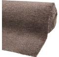 Teppichboden Shag Catania braun 500 cm breit (Meterware)