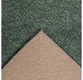Teppichboden Shag Catania grün 500 cm breit (Meterware)