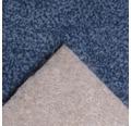 Teppichboden Shag Catania blau 400 cm breit (Meterware)
