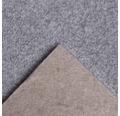 Teppichboden Shag Catania hellgrau 400 cm breit (Meterware)
