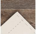 PVC Madison Holzoptik hellbraun 200 cm breit (Meterware)