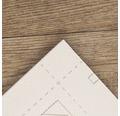 PVC Madison Holzoptik Eiche natur 400 cm breit (Meterware)