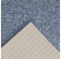 PVC Titan gesprenkelt blau 400 cm breit (Meterware)