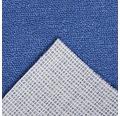 Teppichboden Schlinge Rambo hellblau 400 cm breit (Meterware)