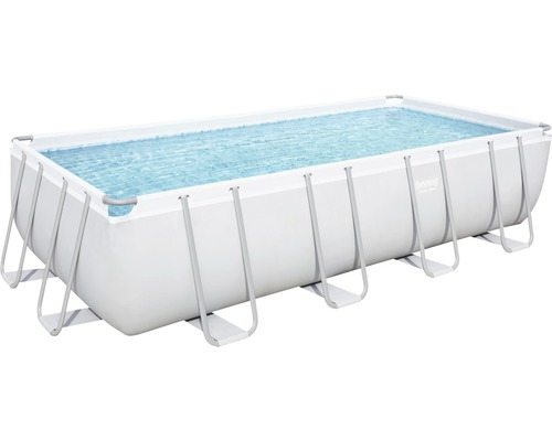 Aufstellpool Frame Pool Set 488x244x122cm Sand Filter 11532 l inkl.