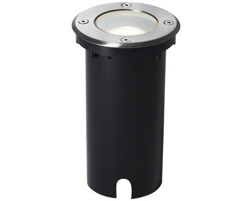 Boden Einbauleuchte IP67 1-flammig Ø 110 mm Itch rund edelstahl