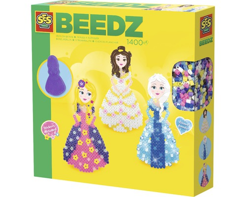 Kreativ-Set Bügelperlen Prinzessinnen