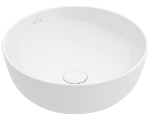 Villeroy & Boch Aufsatzwaschbecken Artis 43 cm rund weiß 41794301