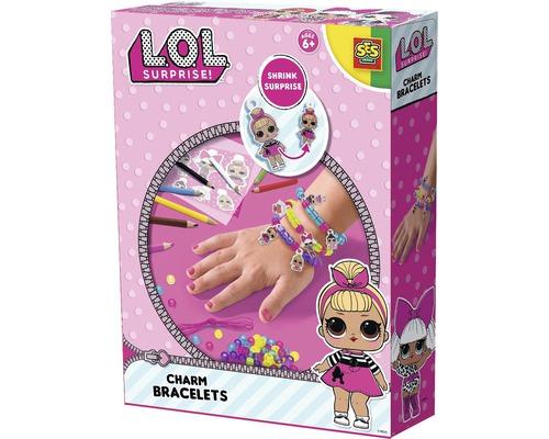 Kreativset L.O.L. Amulette Armbänder