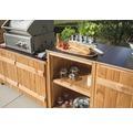Gartenschrank/Outdoorküche Typ 453 Sideboard 120x92x58 cm Douglasie