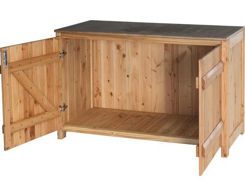 Gartenschrank/Outdoorküche Typ 453 Sidebord inkl. 2 Türen 120x77x58 cm Douglasie
