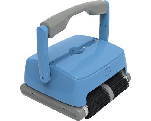 Poolroboter Orca 300CL 67 x 48 x 31,5 cm blau automatisch mit Akku Einsatzreichweite 120 m²