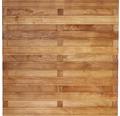 Hauptelement Hartholz Almendrillo 180x180 cm natur