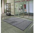 Sauberlaufmatte Fußmatte Uzo Clean Plus grau 130x200 cm