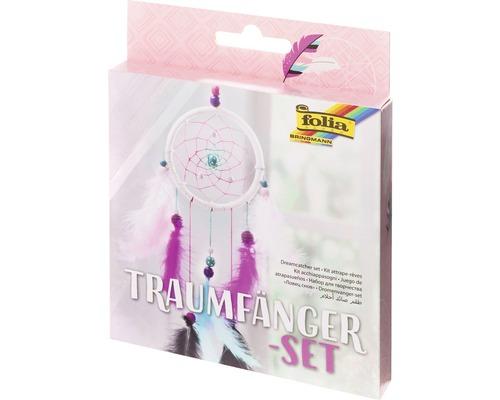 Kreativ Traumfänger-Set girly
