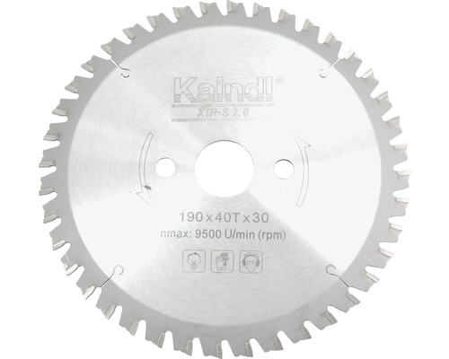 Multisägeblatt Kaindl 190 x 30 mm 14379