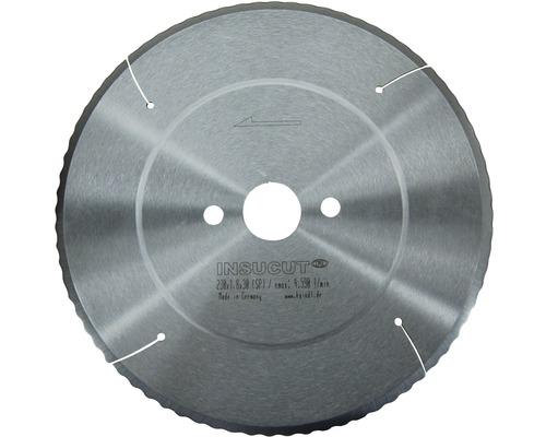 Kreissägeblatt für Dämmstoffe Ø230x1,8 x 30 mm 18436