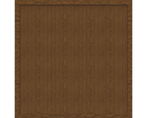 Sichtschutzelement Basic Line Typ A Golden Oak 180 x 180 x 4,8
