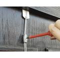 Paketbox meinPAKETSACK Basic Stahl verzinkt BxHxT 463x250x83 mm weiß
