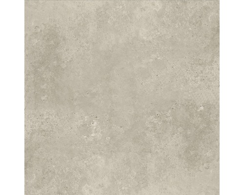 Feinsteinzeug Wand- und Bodenfliese Candy cream 119,8 x 119,8 cm rektifiziert