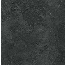 Feinsteinzeug Wand- und Bodenfliese Candy graphite lappato 120 x 120 cm