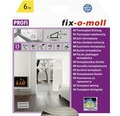 Thermoplast Dichtung fix-o-moll transparent 6 m