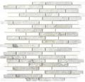 Mosaik XNM MV678 30,5x30,5 cm Verbund Grey/white
