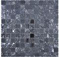 Keramikmosaik CG GA4 Quadrat gaku 31,6x31,6 cm black