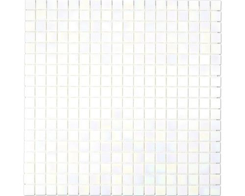Glasmosaik GM MRY 100 Quadrat 29,5x29,5 cm Glas iridium