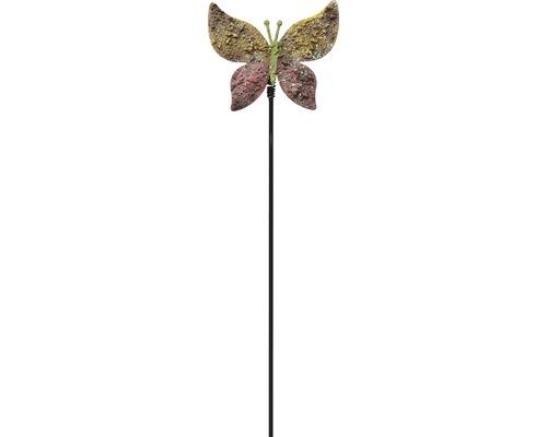 Dekostab Schmetterling H 64 cm