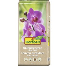 Orchideenerde FloraSelf Nature 5 L