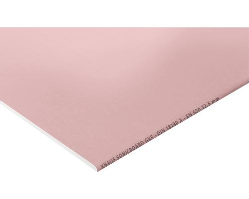 Knauf Gipskartonplatte Sonicboard Schallschutzplatte GKF 2000 x 600 x 12,5 mm
