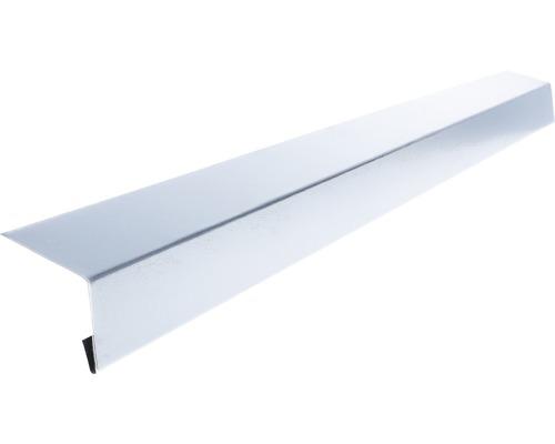 PRECIT Rinneneinhang Übergangsblech Universalzubehör Smart Stahlblech verzinkt 2000 x 40 x 35 mm