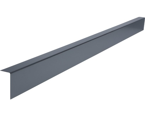 PRECIT L - Profil Universalzubehör Smart anthracite grey RAL 7016 2000 x 60 mm