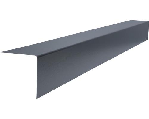 PRECIT Winkel 90 Grad Universalzubehör Smart anthracite grey RAL 7016 1 m