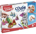 Kreativset Memory Color & Play