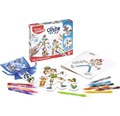 Kreativset Puzzle Color & Play