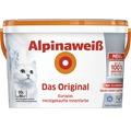 Alpinaweiß Wandfarbe Das Original Spritzfrei 10 l