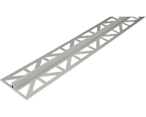 Dehnungsfugenprofil Dural Duraflex 250 cm 12,5 mm grau