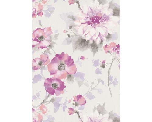Vliestapete 1005105 GMK Fashion for Walls Blume weiß rosa
