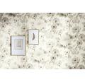 Vliestapete 1005131 GMK Fashion for Walls Blume weiß grau