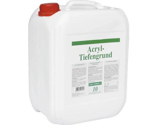 Acryl-Tiefengrund 10,0 l