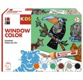 Marabu Kids Window Color Set Dschungel 6-tlg