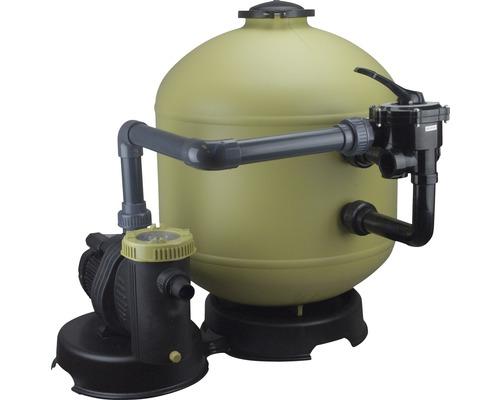 Sandfilteranlage SM 16 Förderleistung 16 m³/h