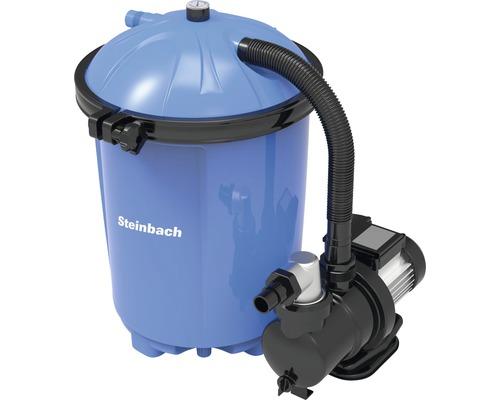 Steinbach Filteranlage Active Balls 75 63 x 46 x 70 cm Förderleistung 8 m³/h